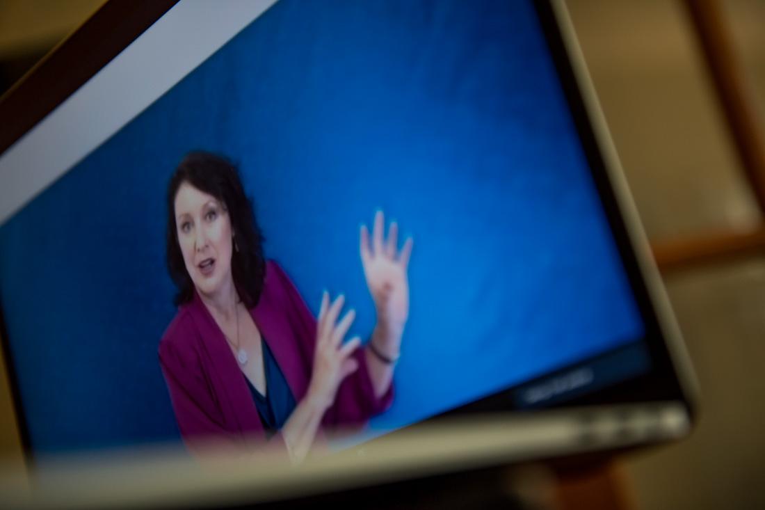 Engaging Virtual Presenter