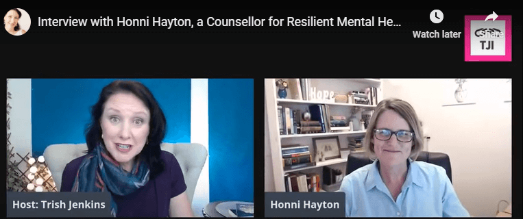 Interview with Counsellor Honni Hayton