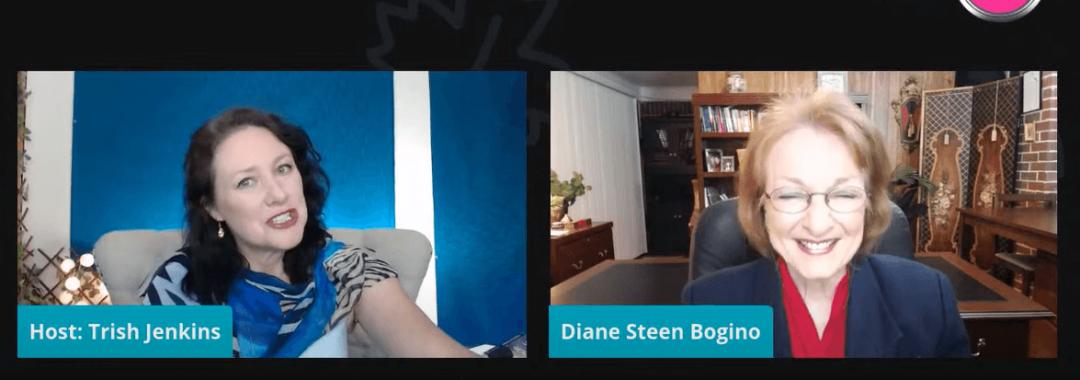 Victim to Victor Trish Jenkins interviews Diane Bogino