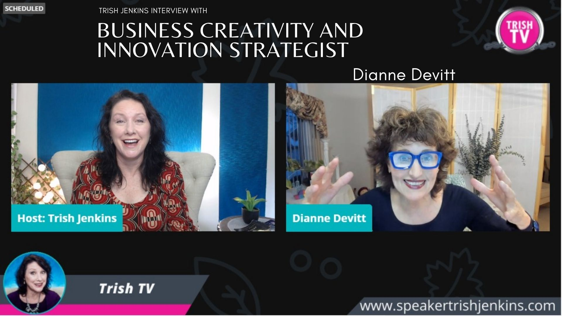 How to come up with Creative Business Strategies with Dianne Devitt
