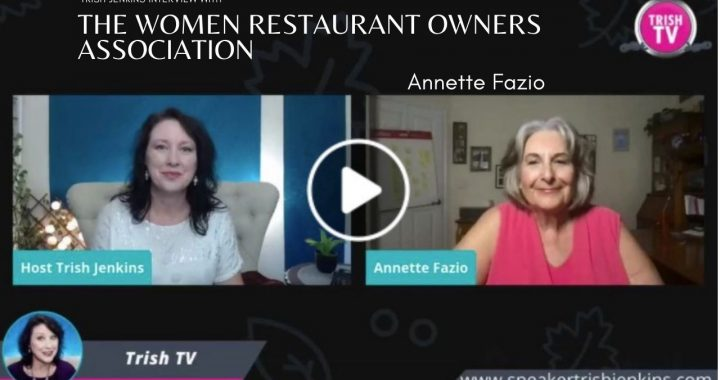 Interview with Annette Fazio of The Women Restaurant Owners Association