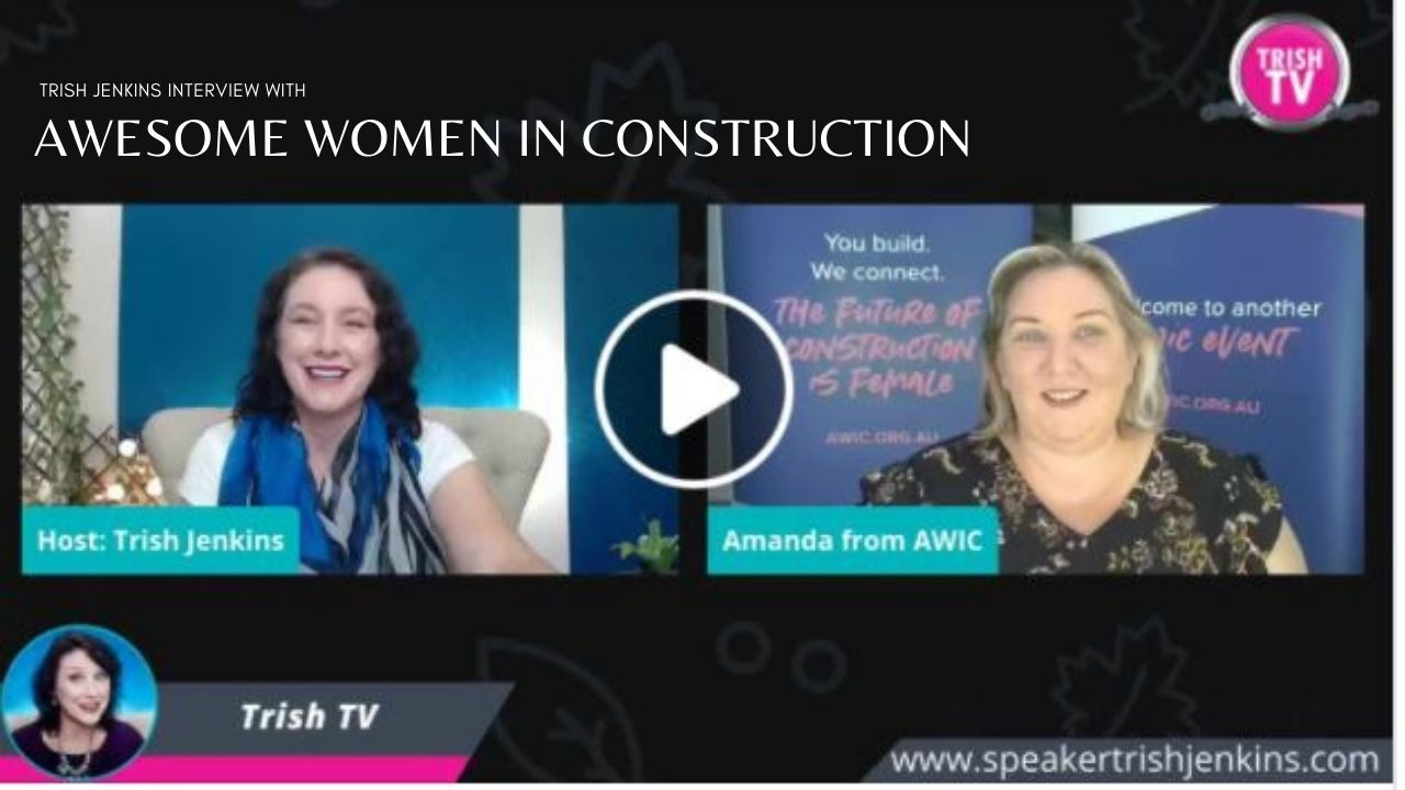 Amanda Bulow of Awesome Women in Construction Association Interview
