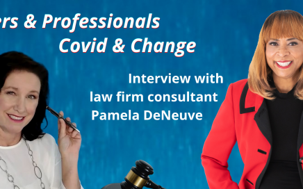 Post-Covid Changes for Lawyers and Professionals are Coming.