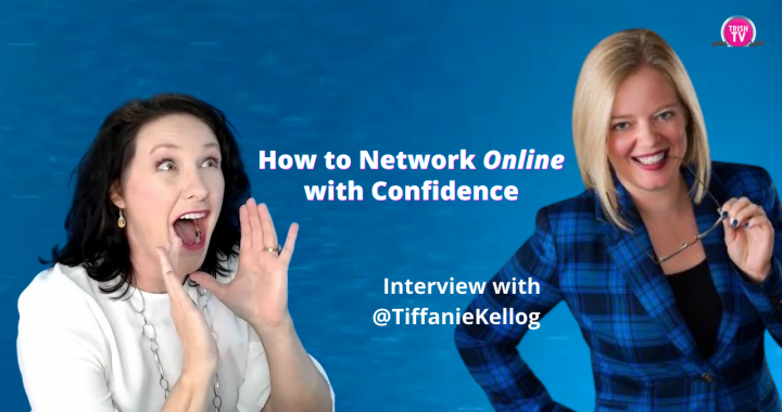How to Network Online with Confidence