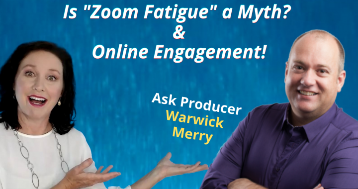 What to Do About Zoom Fatigue and Engagement